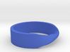 Ring Mobius 3d printed