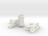 Clash of Clans Mortar 3d printed