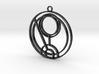 Quinn - Necklace 3d printed