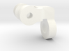 """1 1/2"""" Scale Nathan Whistle Valve Handle Support 3d printed"""
