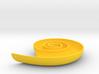 Nautilus Pendant/Earring 3d printed