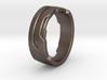 Ring Size G 3d printed