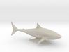 Sharkie 3d printed
