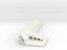 Guitar picks holder 80 mm long left handed 3d printed