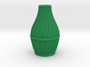 Scalloped Vase Neck Spiral Small 3d printed