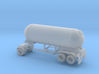 N scale 1/160 LPG Pup twin-axle trailer 15 3d printed