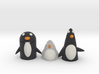 A Penguin Family Version 3  3d printed