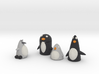 Robo Penguin Reseaching Real Penguins Seperated  3d printed