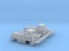 N Gauge 1:160 2x  Zweiwege LKW Rotrac RR 20  3d printed