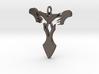 """Pendentif Bionicle - """"T"""" (Takanuva) 3d printed"""