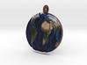 Flat Earth 3d printed