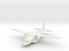 1:700 CASA/IPTN CN-235 military transport aircraft 3d printed