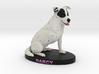 Custom Dog Figurine - Darcy 3d printed
