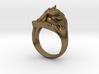 Bague Pharaon - Pharaoh ring 3d printed