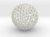 Hexa Weave Sphere 3d printed