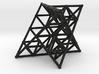 Rod Merkaba Lattice OpenBase 2cm 3d printed