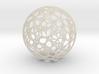 Sphere - O - Mesh 3d printed