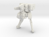 Neugen Battle Walker with autocannon and rocket po 3d printed