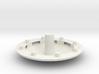 Apollo CM Wind Tunnel Heat Shield 3d printed