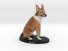 Custom Dog Figurine - Alex 3d printed