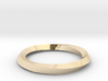 Mobius Wedding Ring-Size 8 3d printed