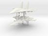 1/285 Su-34 Fullback (x2) 3d printed