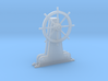 Steam Picket Wheel 1/48 3d printed