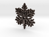 Snow Flake 3d printed