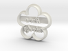 Have a nice day Flower - Cookie cutter 3d printed