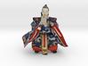 The Japanese Hina Doll-5 3d printed