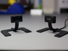 Microsoft Band Charging Stand 3d printed How it works.