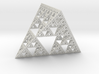 Geometric Sierpinski Tetrahedron level 5 3d printed
