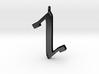 Rune Pendant - Cweorð 3d printed