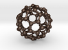 C60 molecule BIG 3d printed