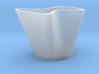 Wave Cup 3d printed