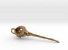 Hummingbird Skull 30mm With Loop 3d printed