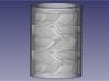 New Turbine Fan system 3d printed