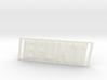 Efukt pendant 3d printed