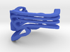 SuperClam Fan Ring Ring Size 14 3d printed