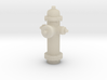 1/24 scale Fire Hydrant 3d printed
