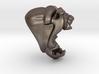 Reaper Skull bottle opener ring size 13 3d printed