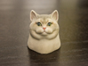 Heavy Breathing Cat 3d printed *Breathing Overwhelmingly*