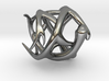 Antler Ring - Size 7(UPDATED) 3d printed