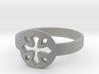 Tayliss Ring Size 11 3d printed