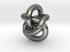 Pendant Continuous Knot 3d printed
