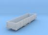 N-Scale D&SL 20000-Series Flat/Gondola Kit 3d printed