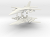 1/285 F-111E Aardvark (x2) 3d printed