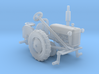 1/87 Scale 1950 Potato Tractor 3d printed