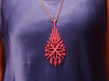 Victoria Necklace M 3d printed