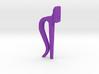 Cup Marker - Percent Symbol 3d printed